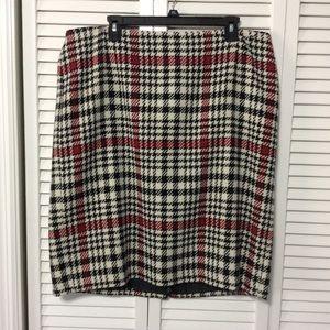 Ladies Plus Size Skirt